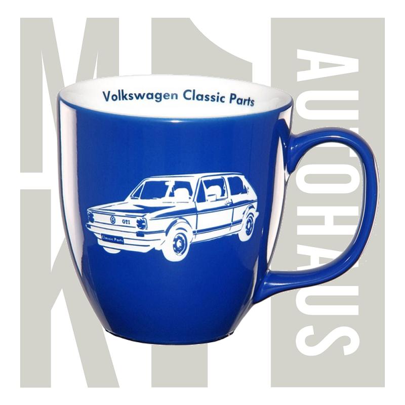 volkswagen classic parts mug mk1 gti edition. Black Bedroom Furniture Sets. Home Design Ideas