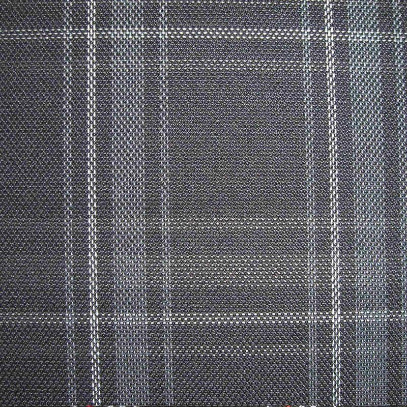 upholstery by linear yard dark grey light gray white plaid