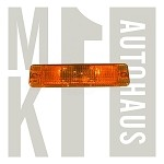 European Front Turn Signal Lens Amber