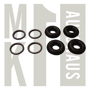 Cis Fuel Injector Seal Kit 8 Piece For Shrouded Injectors,  063 133 557 x4 / 035 133 557A x4 (063 133 from Ra)
