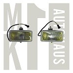 Amber Fog Light Set - Pair