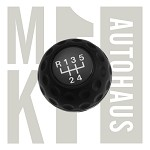 5 Speed Shift Knob - Golf Ball