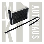 Heater Core - For All Non-AC Mk1 and W/ Ac Heater Boxes With Horizontal Orientation