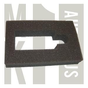 Inner Door Lever Handle Packing Foam - Adhesive Backed