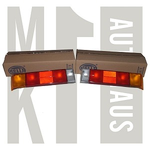 Tail Light Set - Left & Right HELLA, 175 945 095A / 175 945 096A