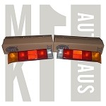 Tail Light Set - Left & Right HELLA