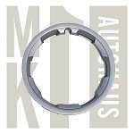 MK2 Steel Wheel Trim Ring Hubcap Bezel - 1