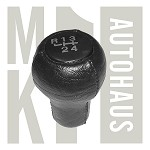 4 Speed Shift Knob  - Leatherette