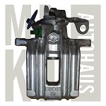 Mk4 Aluminum Rear Brake Caliper - Left (Genuine)