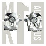 Mk4 Aluminum Rear Brake Caliper - Pair (Reproduction)