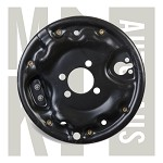 200mm Brake Drum Backing Plate - Left