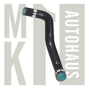 Vr6 AAA Silicone Coolant Hose -  Lower Radiator Hose , 535 121 051C