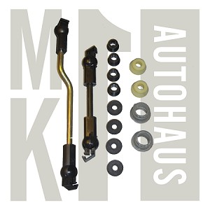 5 Speed Manual Shift Linkage Rebuild Kit (Basic), $Mk1 798 593E Includes (1) 171711574B