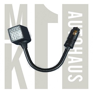 "Hella 7"" Rally Map Light, 87143"