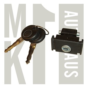 Glove Box Lock W/ Keys , 920723001