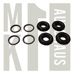 Cis Fuel Injector Seal Kit 8 Piece For Shrouded Injectors