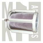 In Tank Fuel Pickup Filter / Screen - White