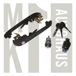 MK2 Key Matched Complete Lock Kit - Door Handles / Ignition / Hatch Lock / Glove Box