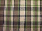 NOS Westy Brown/Green - Plaid Upholstery