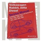 Bentley Repair Manual 77-84 DIESEL- RABBIT  JETTA  PICKUP