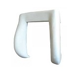Upper Seat Bolster Foam - For Sport Seat - Outer