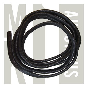 Door Opening Pinch Weld Edge Moulding / Seal / Beading / Wind lace , 171 867 365B Order as SD - 1290 x80Ft Rolls (118