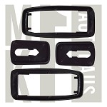 GENUINE Door Handle Seal Kit - Late Mk2 Version, Will Also Fit Mk1