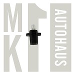 Instrument Panel Light Bulb - Black Base