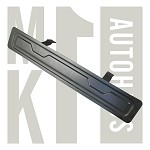 European License Plate Mounting Bracket - Front