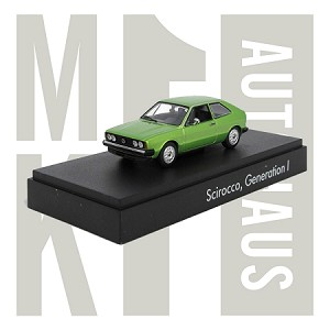 Factory Authorized - Scirocco I Scale Model 1:43 Scale, 901242