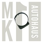 Round Headlight Trim Ring  - Left - Genuine