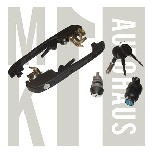 Key Matched Complete Lock Kit - Door Handles / Ignition / Hatch Lock / Glove Box , 171 898 081 MK1 Complete Lock Kit