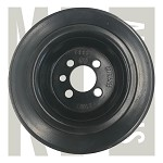 8V Crankshaft Pulley - Genuine - W/AC - NOS -  027 105 255 - $139.00 Retail Price - Vibration Damper