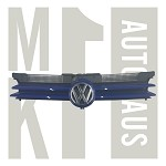 NOS Mk4 Radiator Grille - Blue 1J0 853 651 - New - With Badge - MkIV